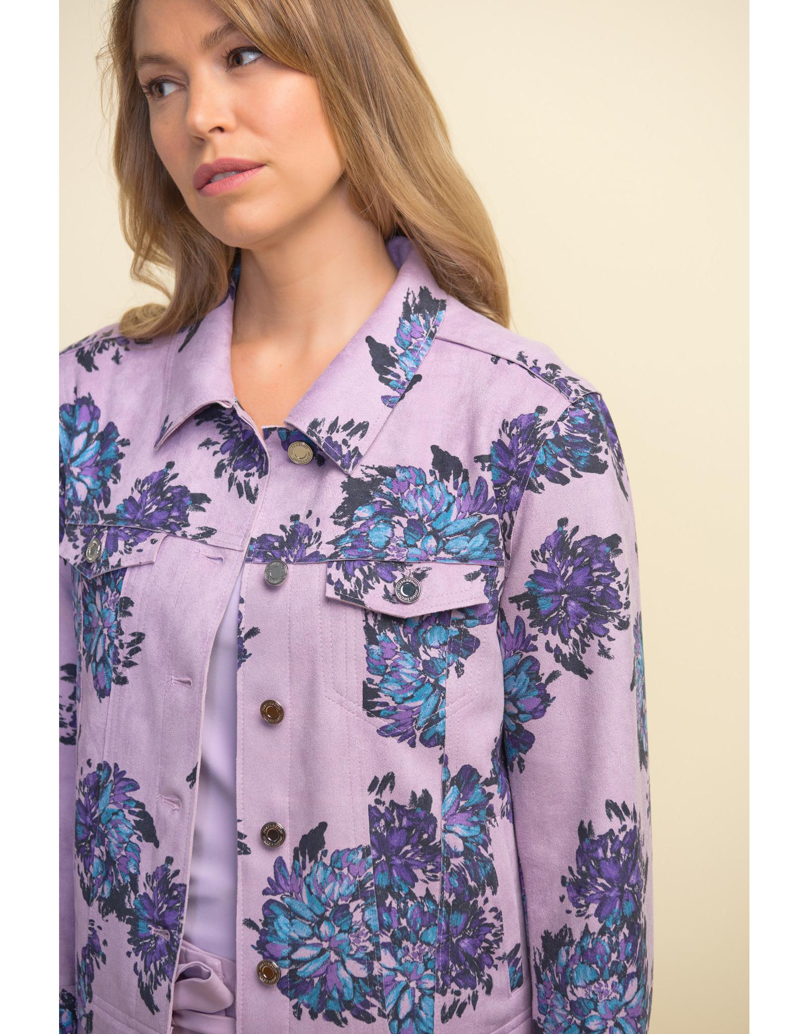 Joseph Ribkoff Floral Jacket