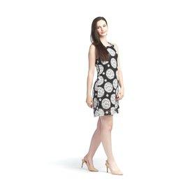 Papillon Mandala Print Dress
