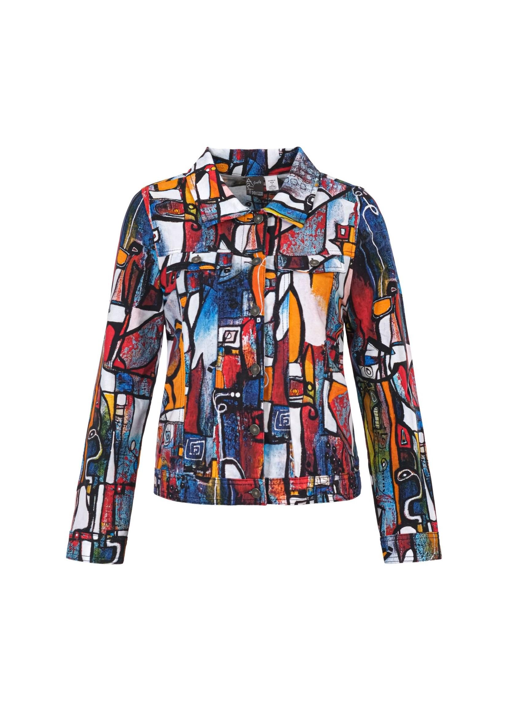 Dolcezza Knit Jean Jacket
