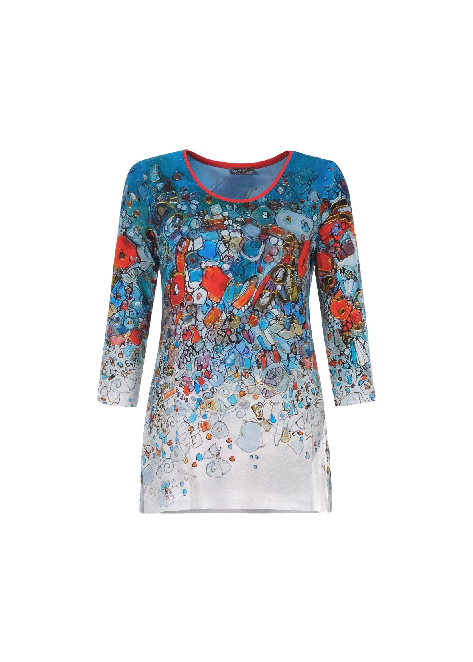 Dolcezza Multi-Coloured Tunic