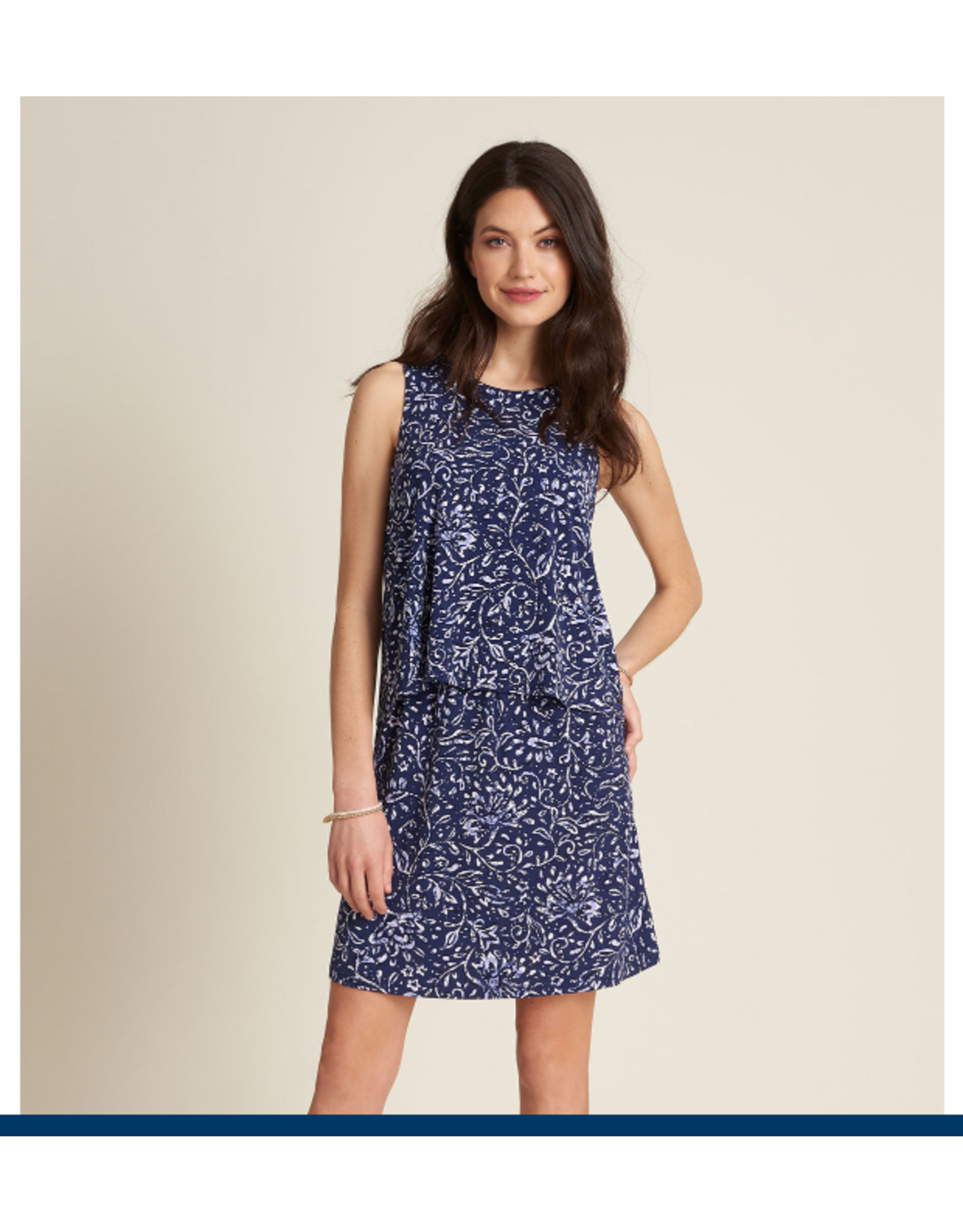 Hatley Roberta Dress Batik Flowers