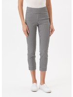 Up! Gingham Cuffed Pant