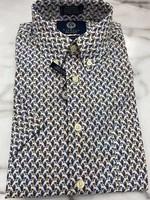 Viyella 100% Cotton Non Iron Button Down Short Sleeve