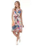 Charlie B Printed Cotton Dress