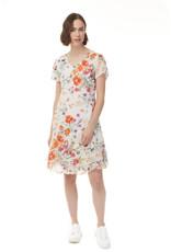 Charlie B Multicolour Cotton Gauze Dress