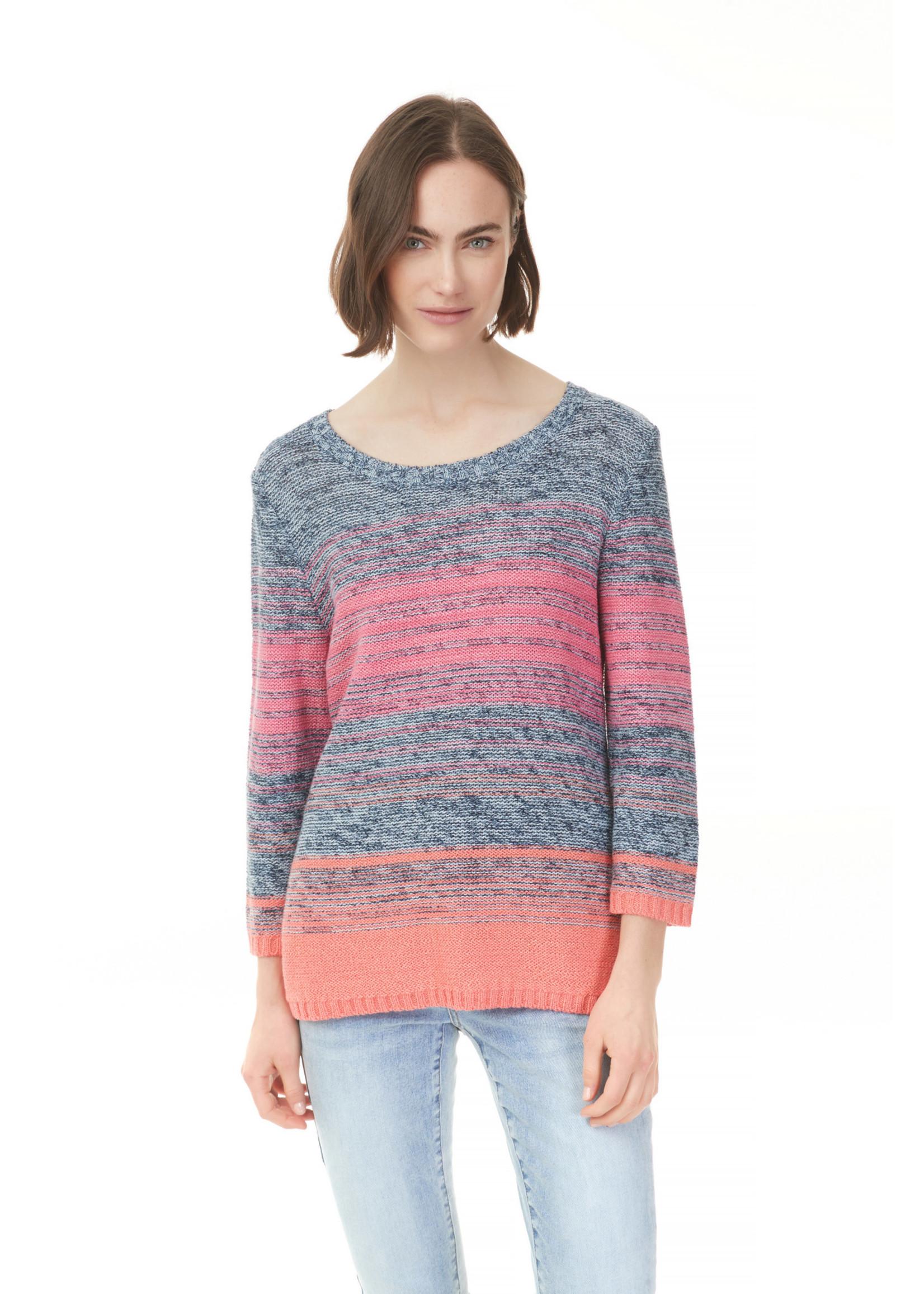Charlie B Space Dye Yarn Sweater
