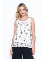 Picadilly Flared Tank Multi