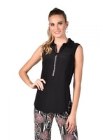 Frank Lyman Black Knit Top
