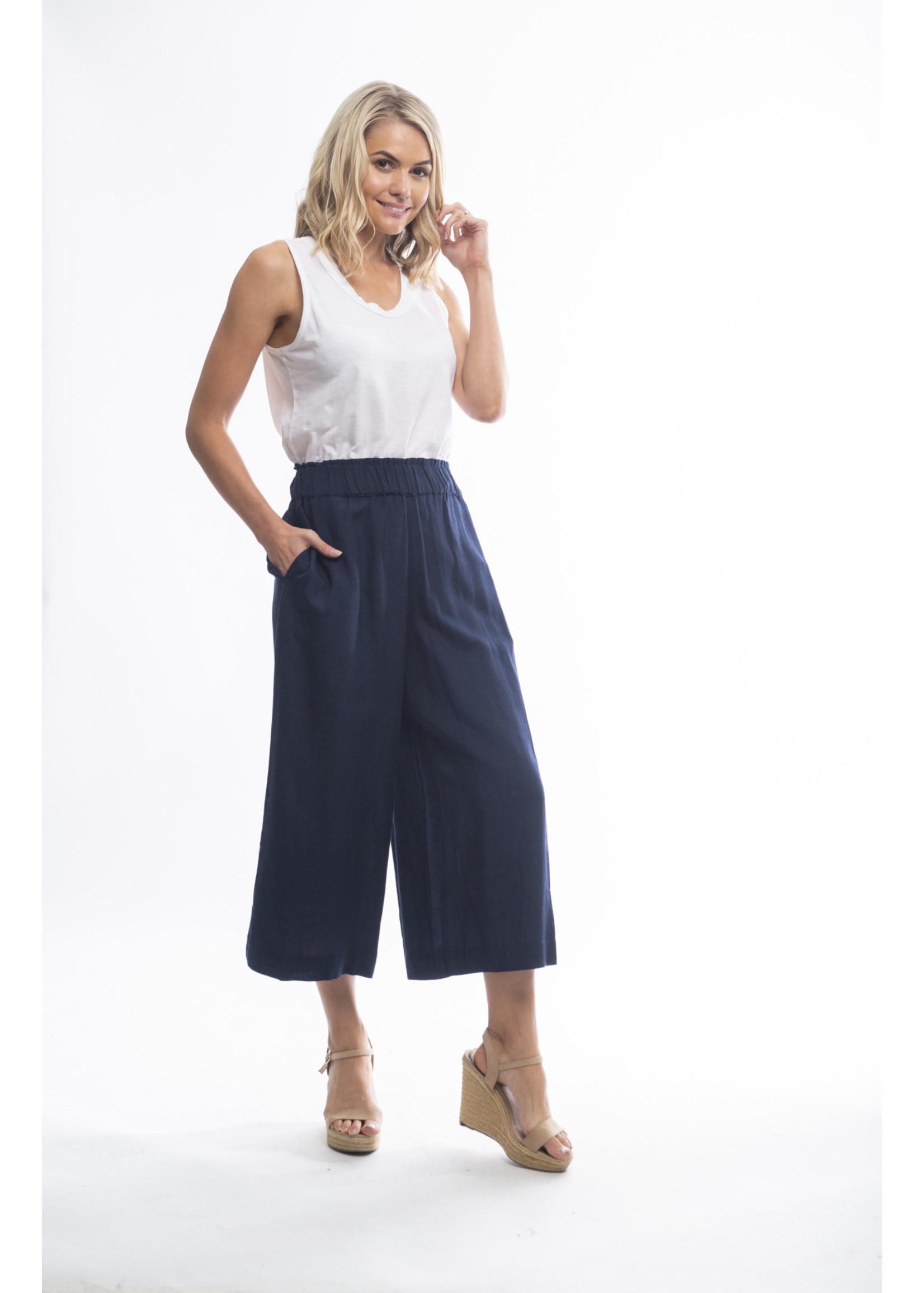 Orientique Linen Pant * 2 colors *