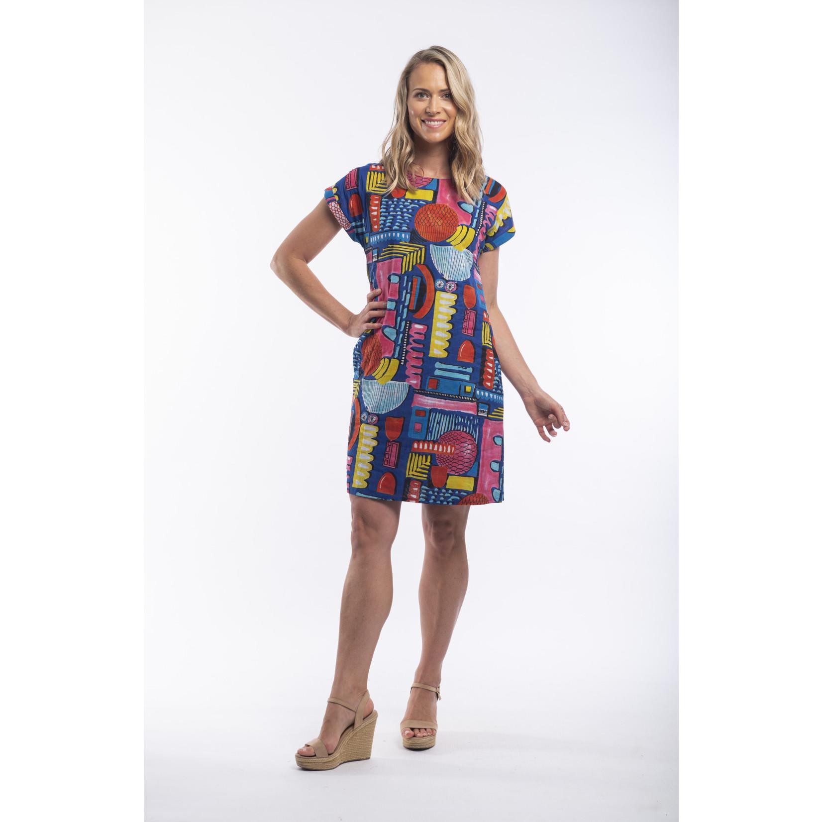 Orientique 100% Cotton Dress
