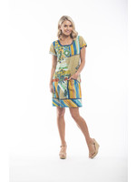 Orientique Cotton Malaga Dress