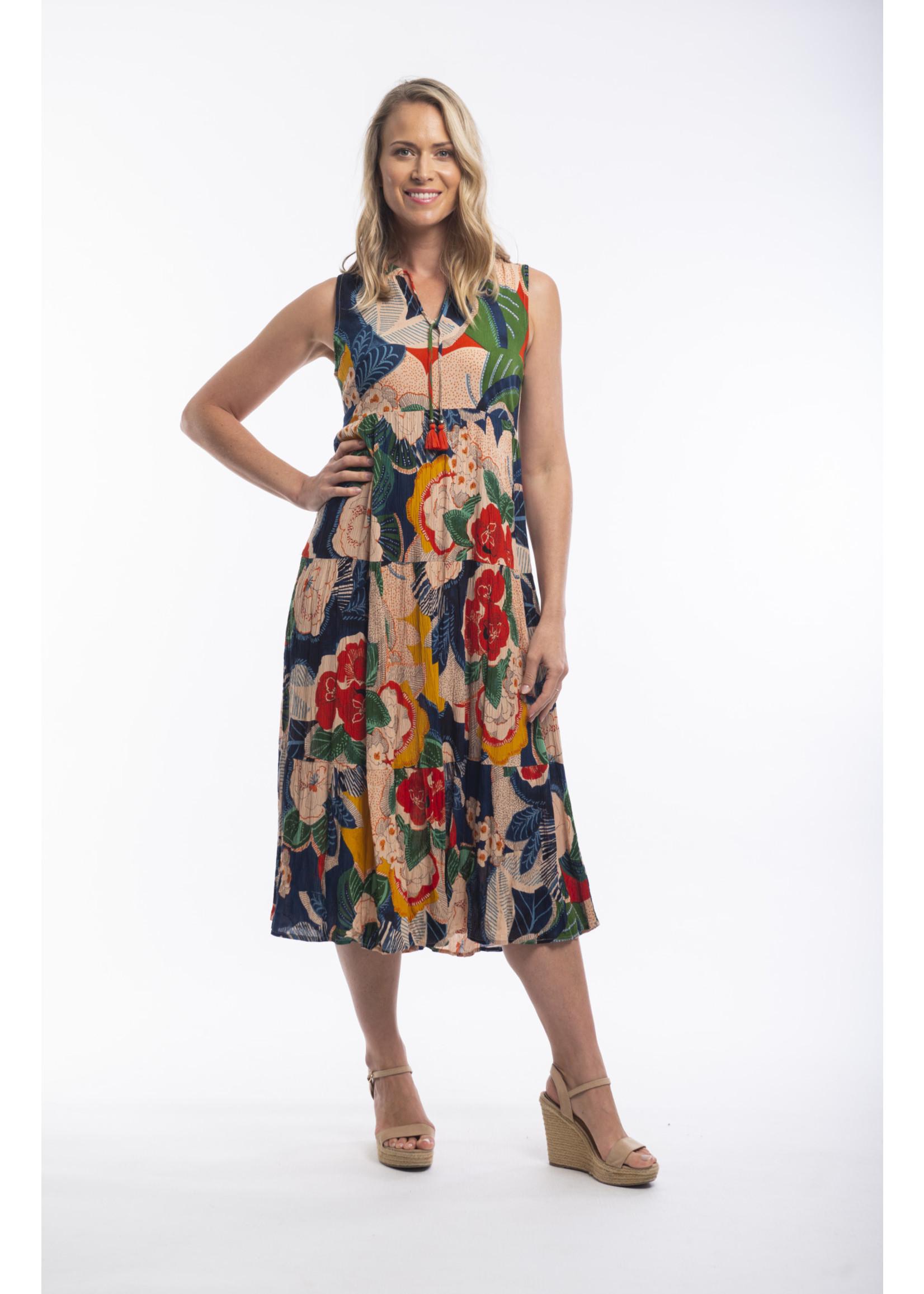 Orientique Costa Brava Long Dress