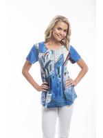 Orientique Morocco T-Shirt 100% Cotton