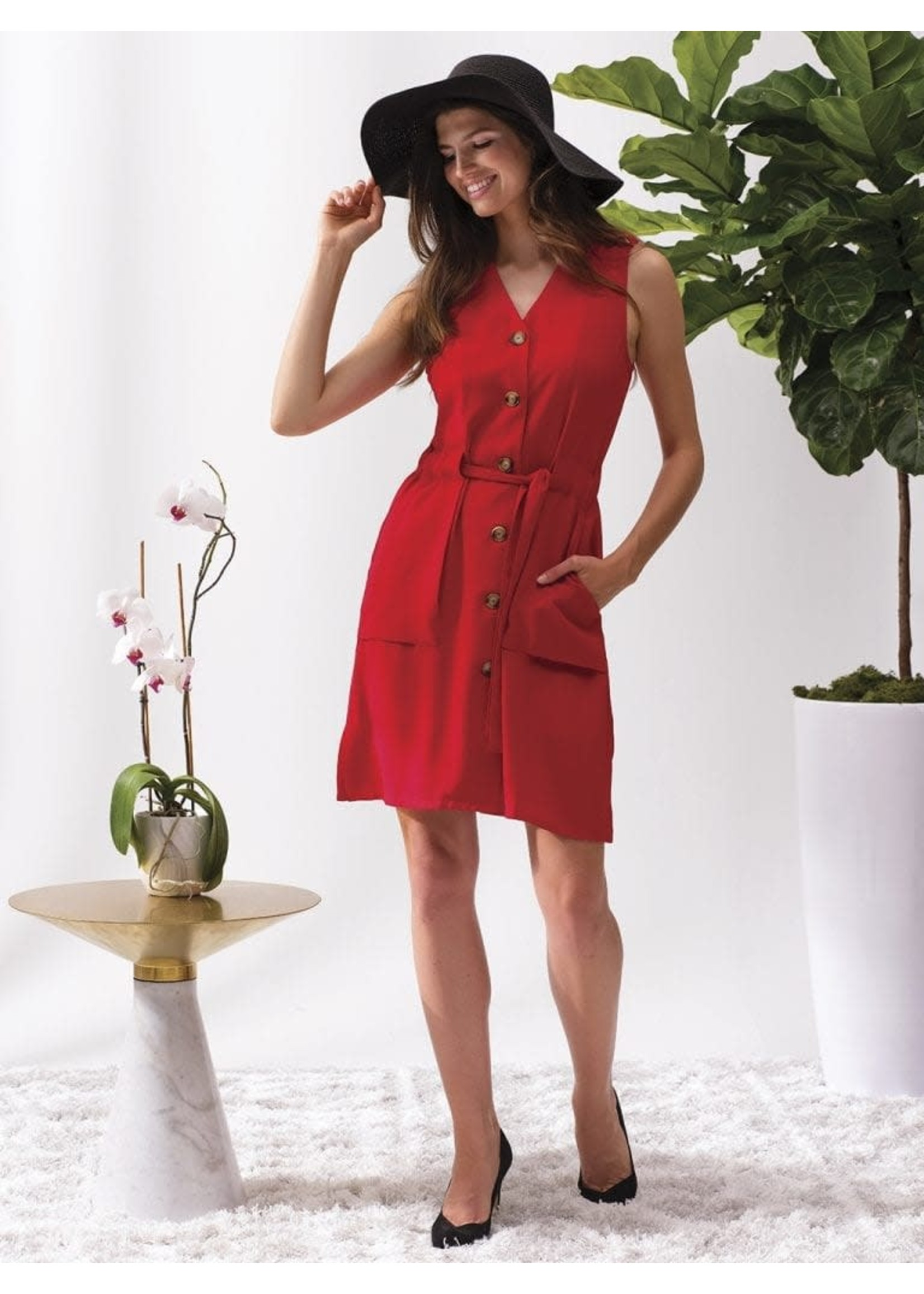 Alison Sheri Red Dress