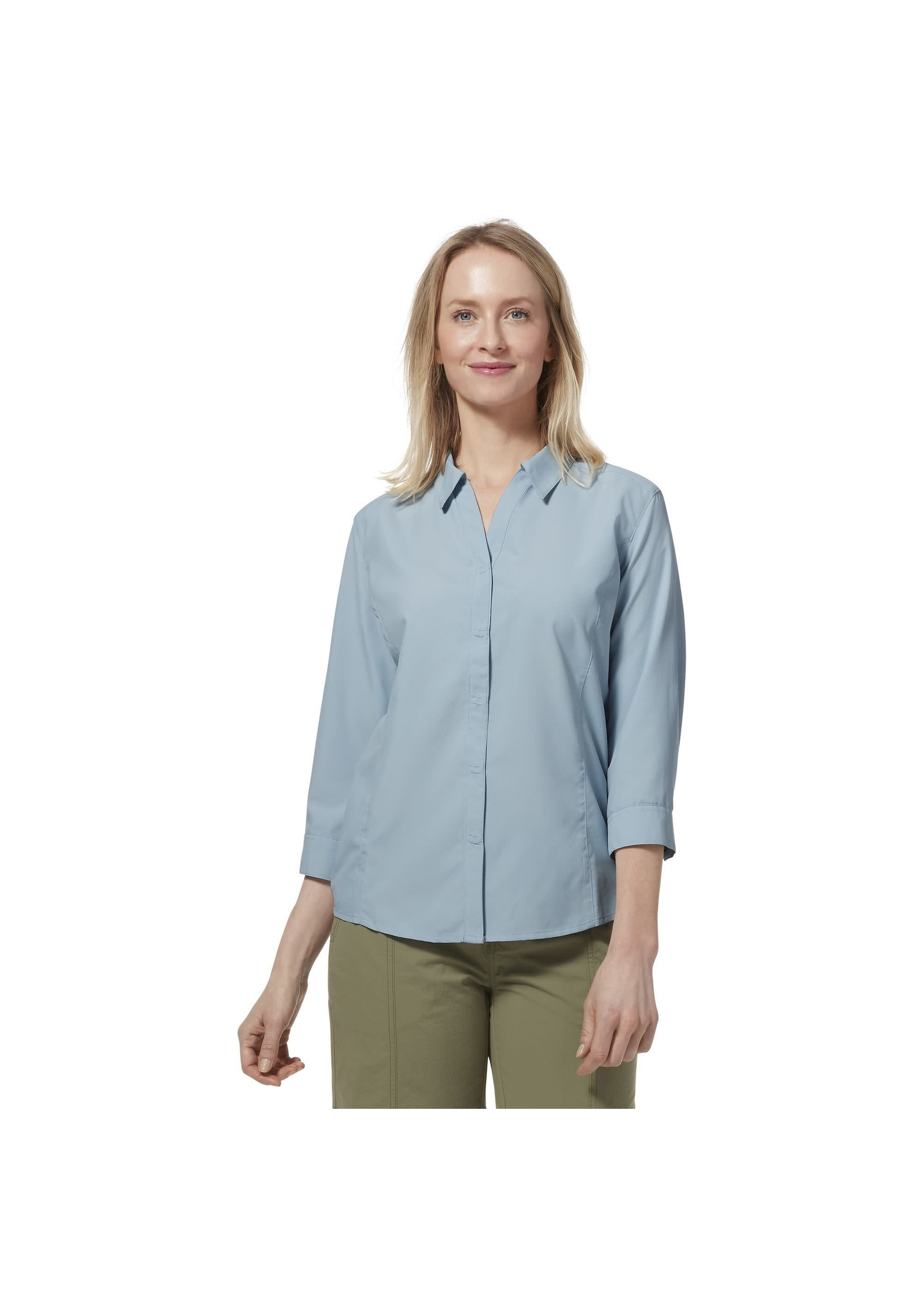 Royal Robbins Expedition II 3/4 Sleeve Blouse *MORE COLORS*