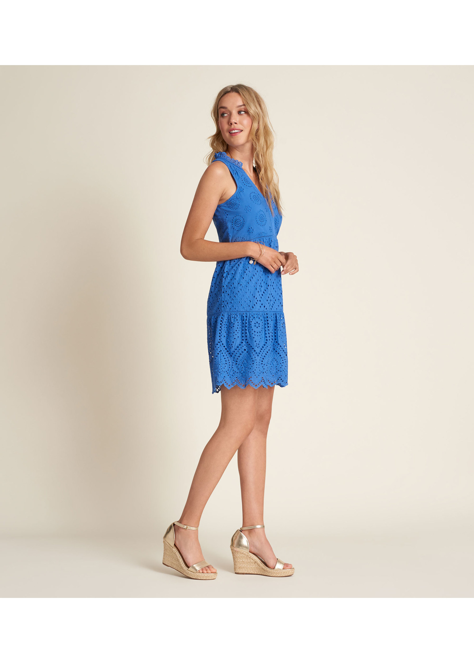 Hatley Lauren Eyelit White Dress *More Colors*