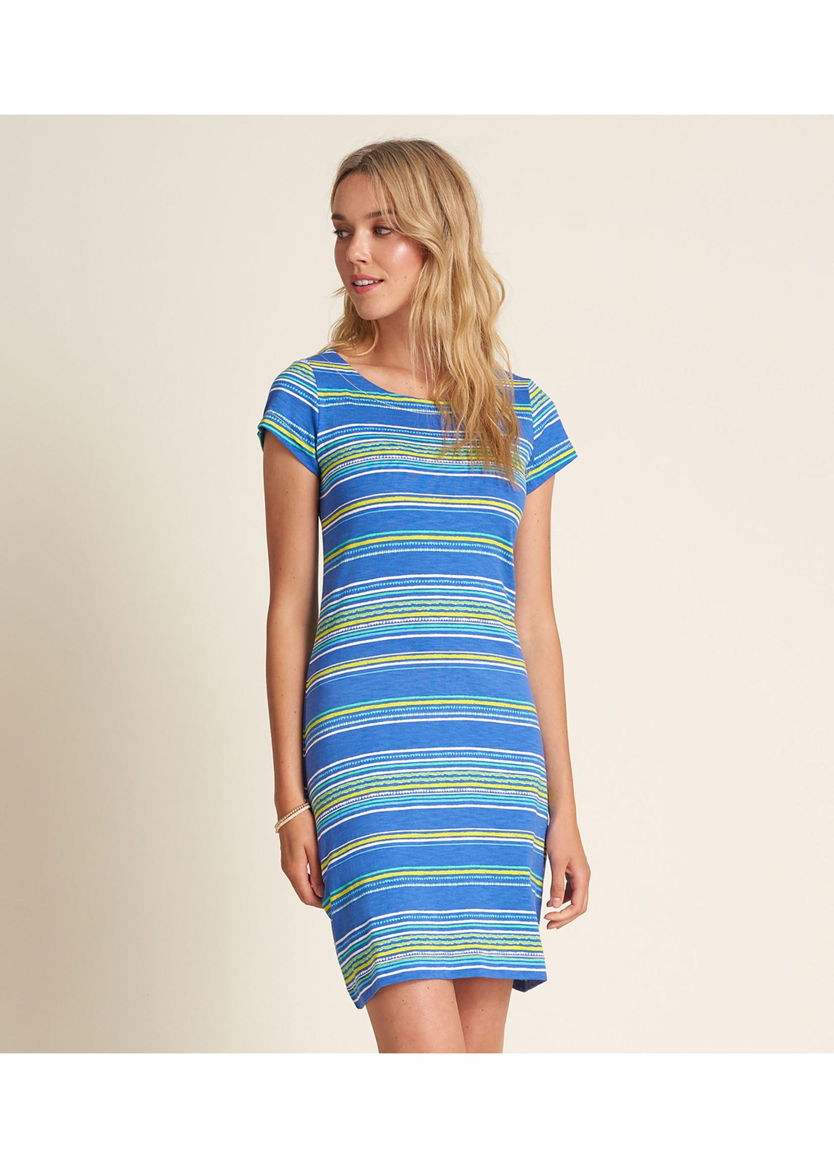 Hatley Nellie Dress Amparo Blue