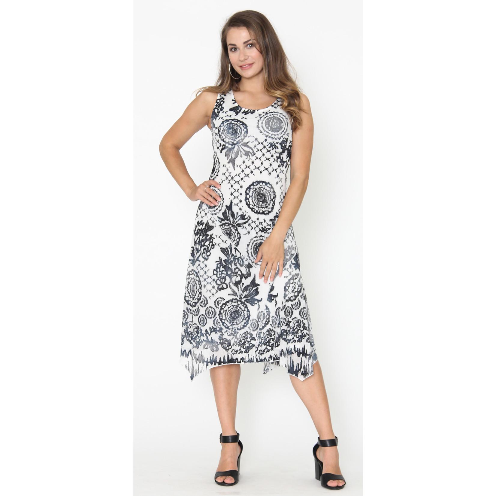 Captiva Anja Ink Dress