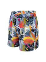 Saxx Oh Buoy  Swim Tropical Shorts