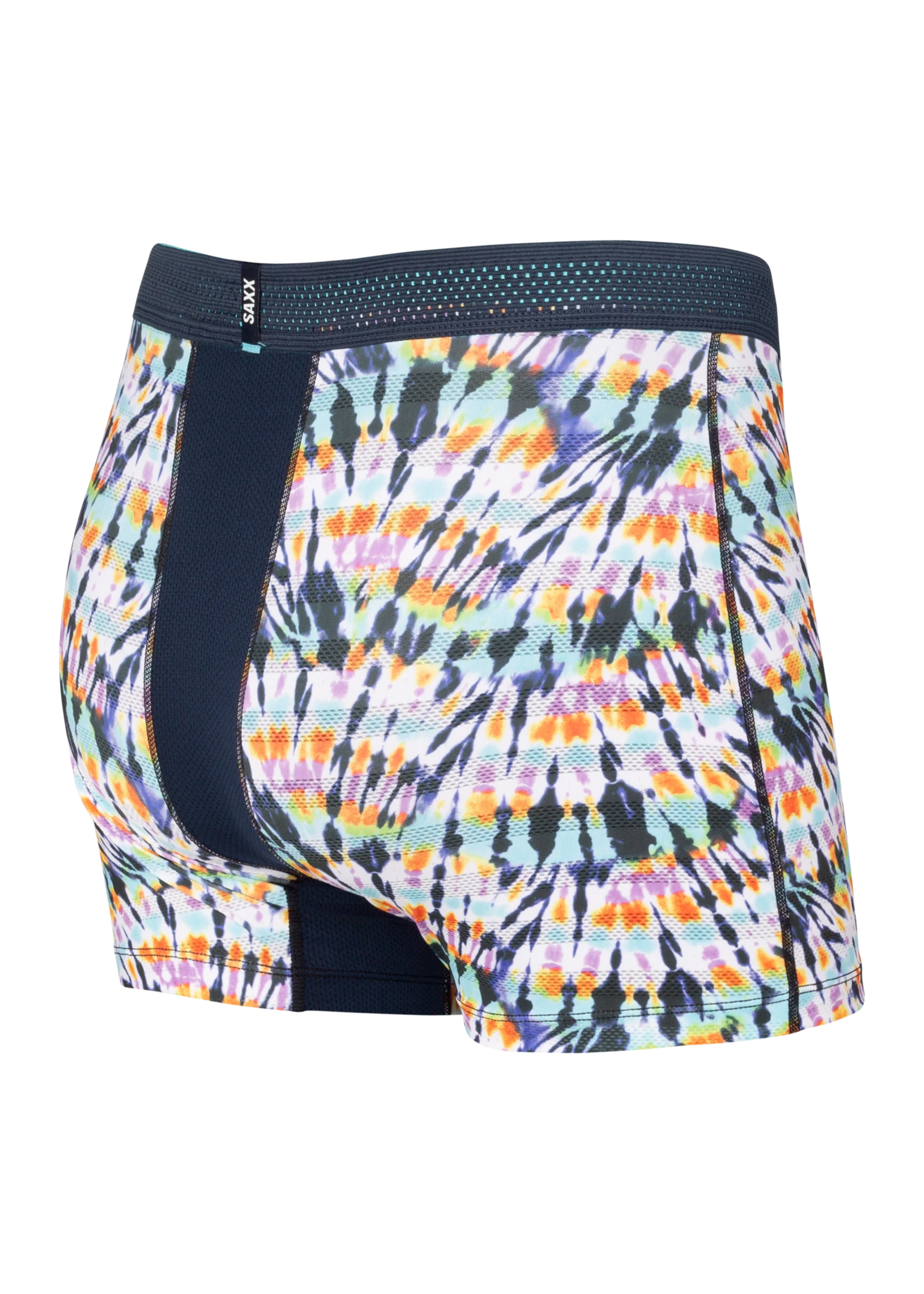 Saxx Hot Shot  Boxer Brief / Multi Tidal Wave