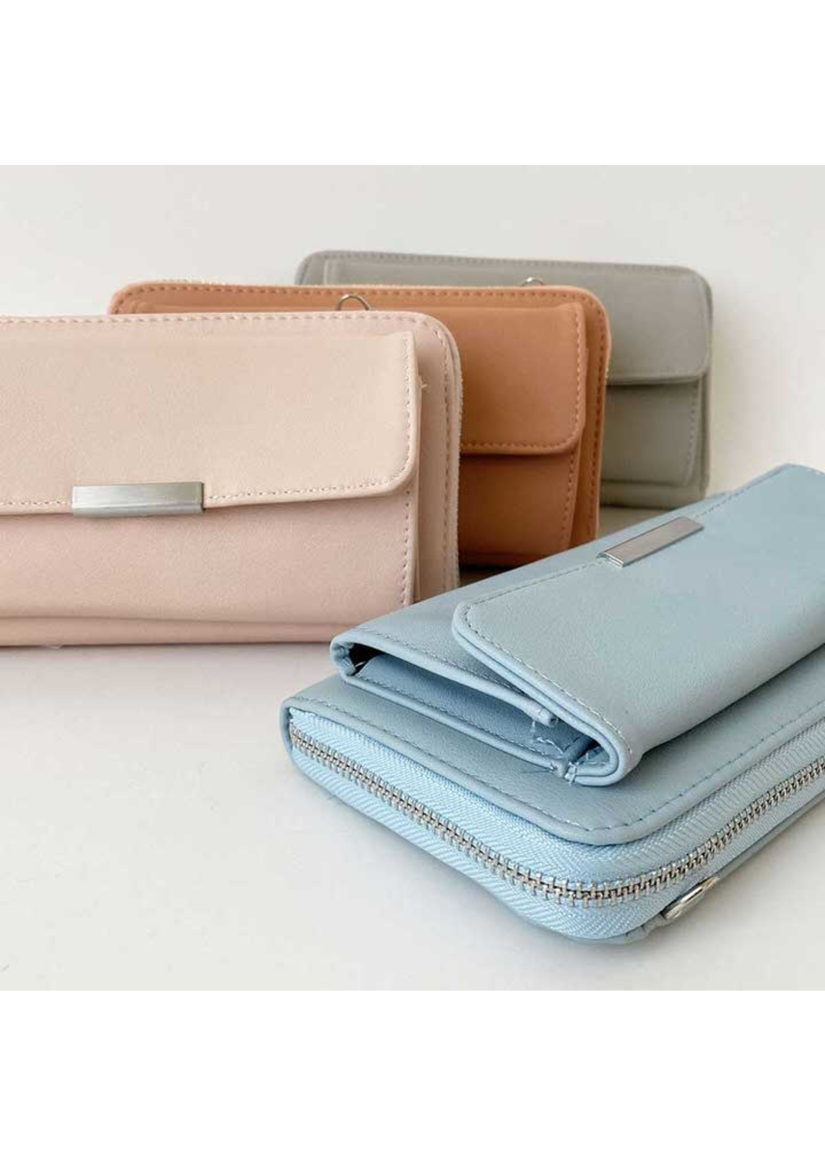 Caracol Clutch 2 in 1 Wallet/Purse