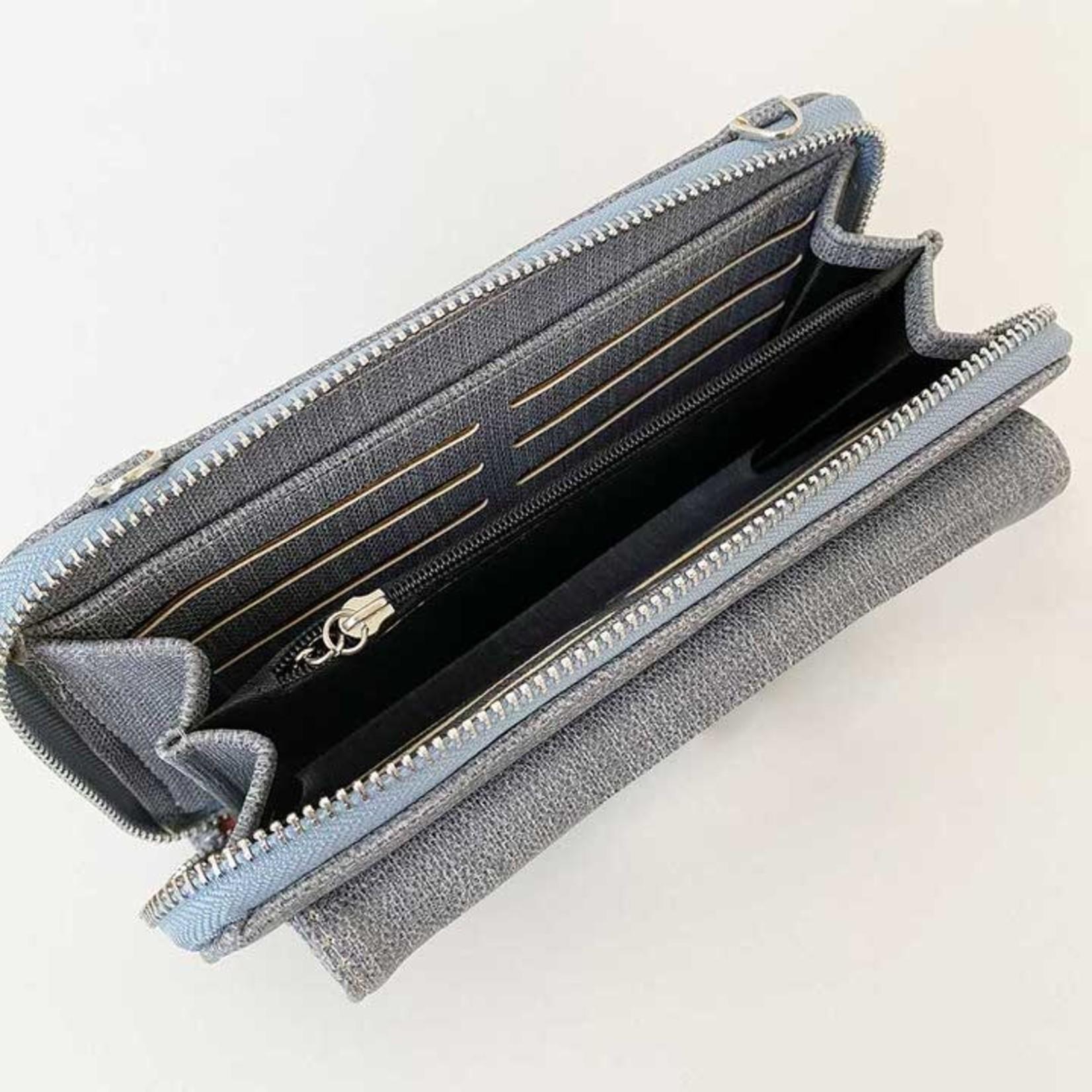 Caracol Clutch 2 in 1 Wallet/Purse