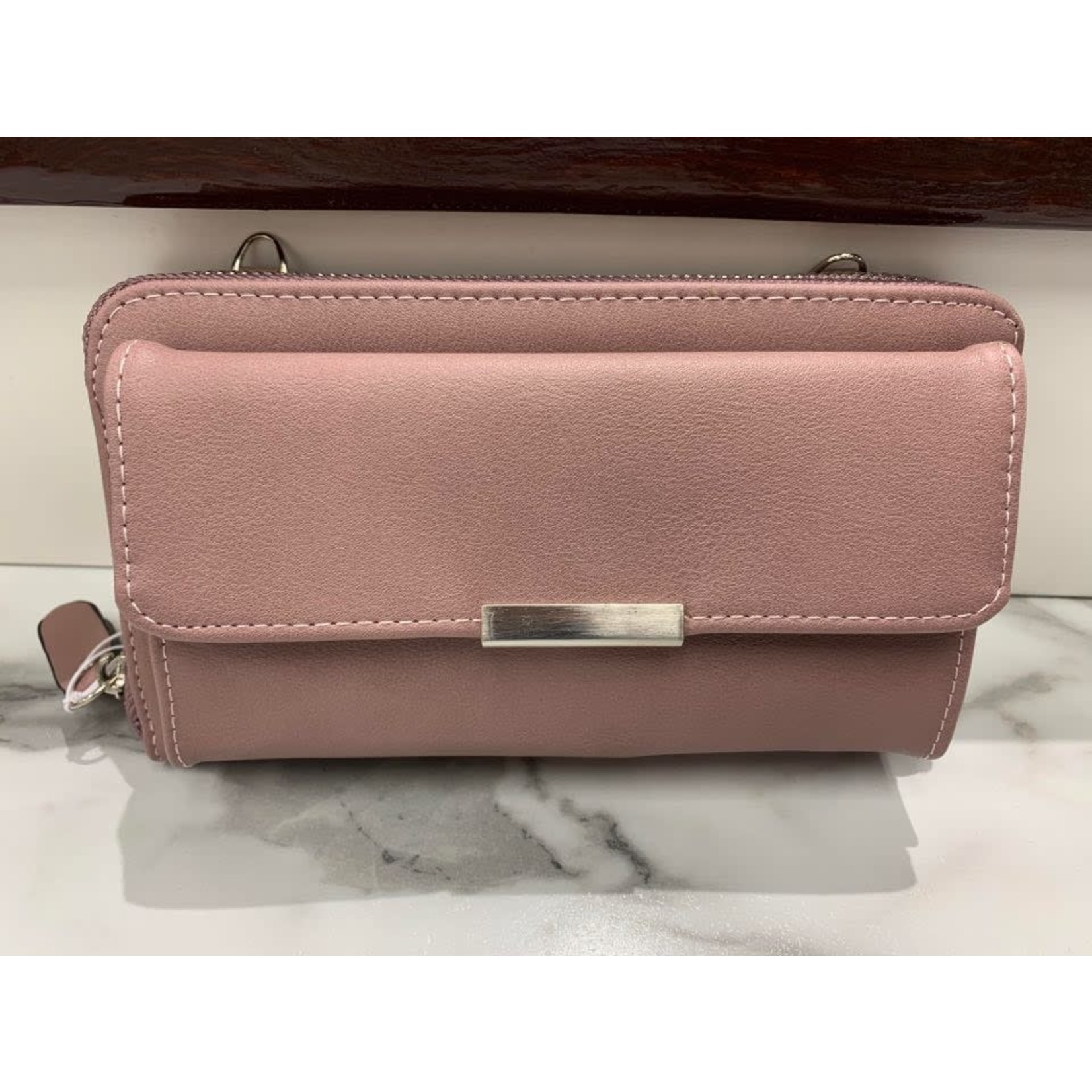 Caracol Blush 2 in 1 Wallet/Purse