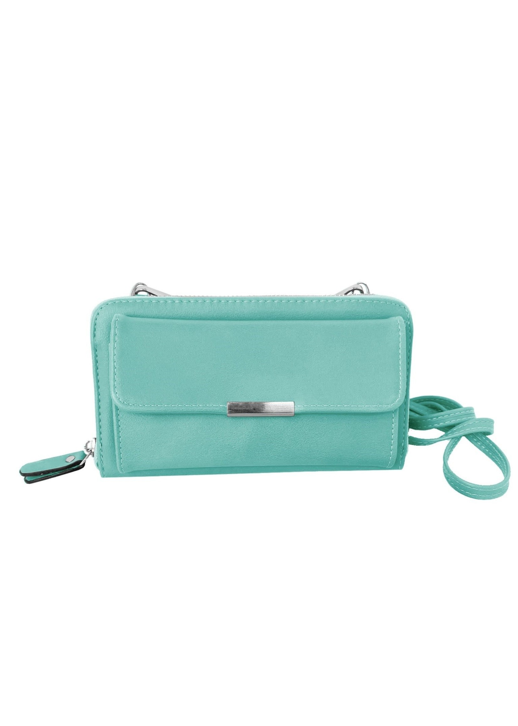 Caracol Turquoise 2 in 1 Wallet/Purse