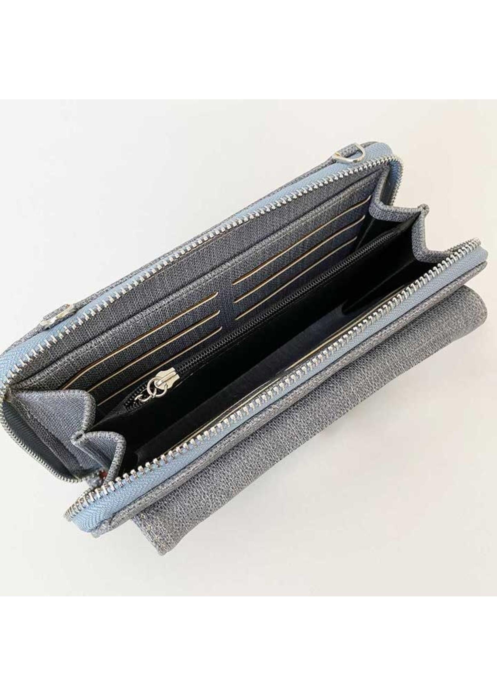 Caracol Sage 2 In 1 Wallet/Purse
