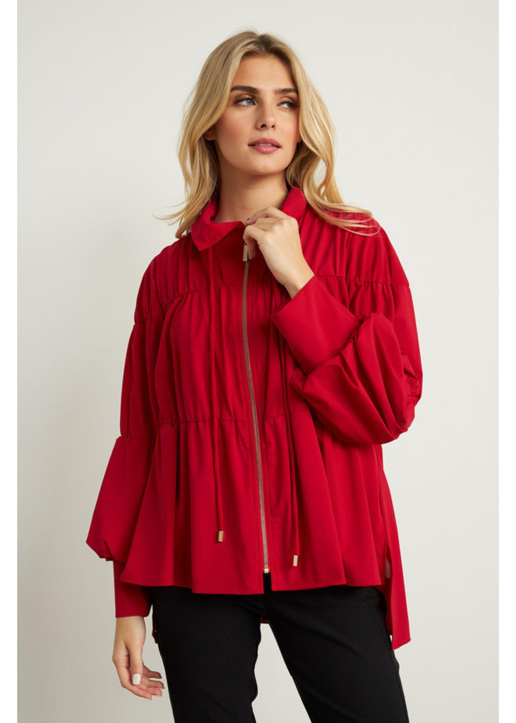 Joseph Ribkoff Red Jacket