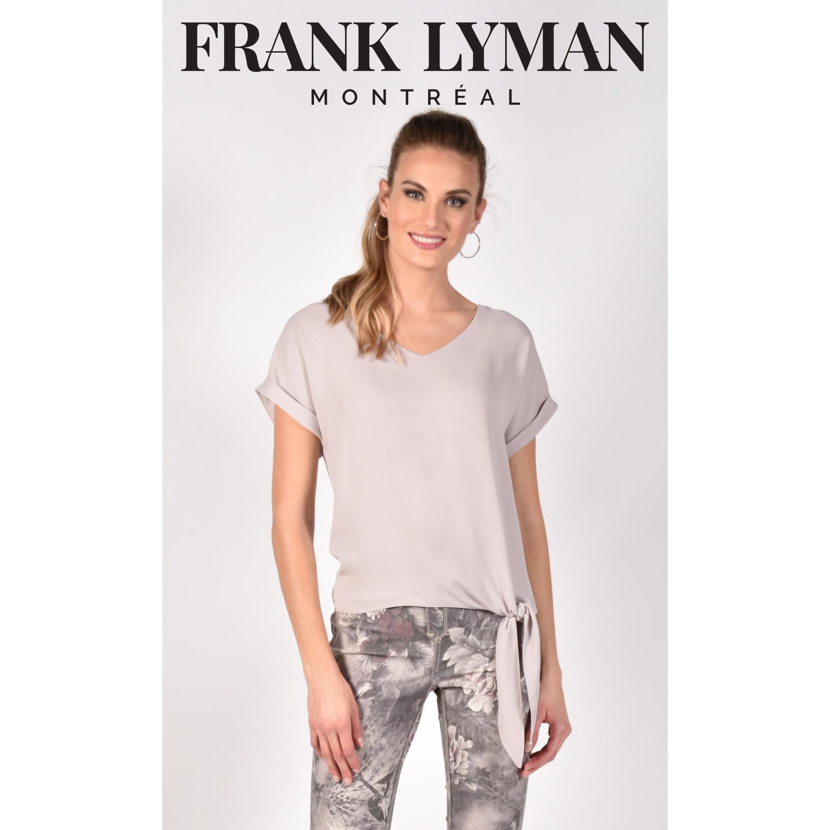 Frank Lyman Stoven Woven Top