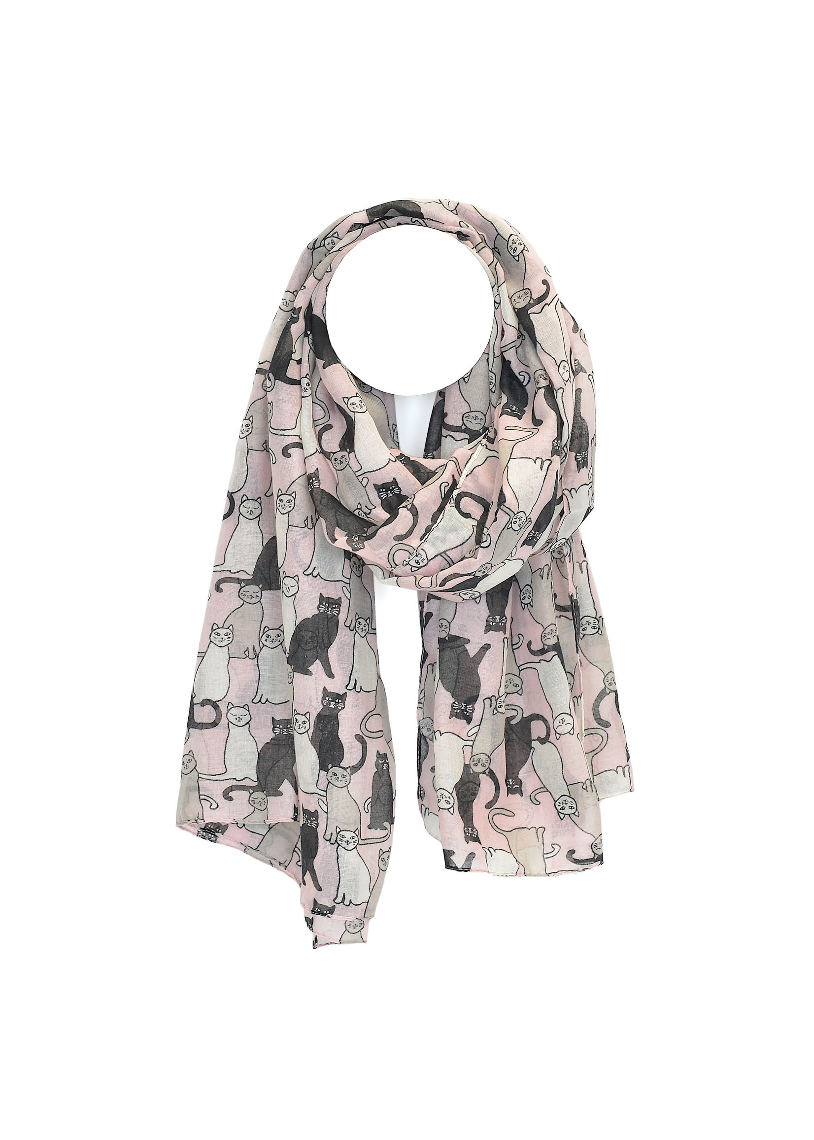 Axelle Cat Scarf