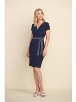 Joseph Ribkoff Navy Dress