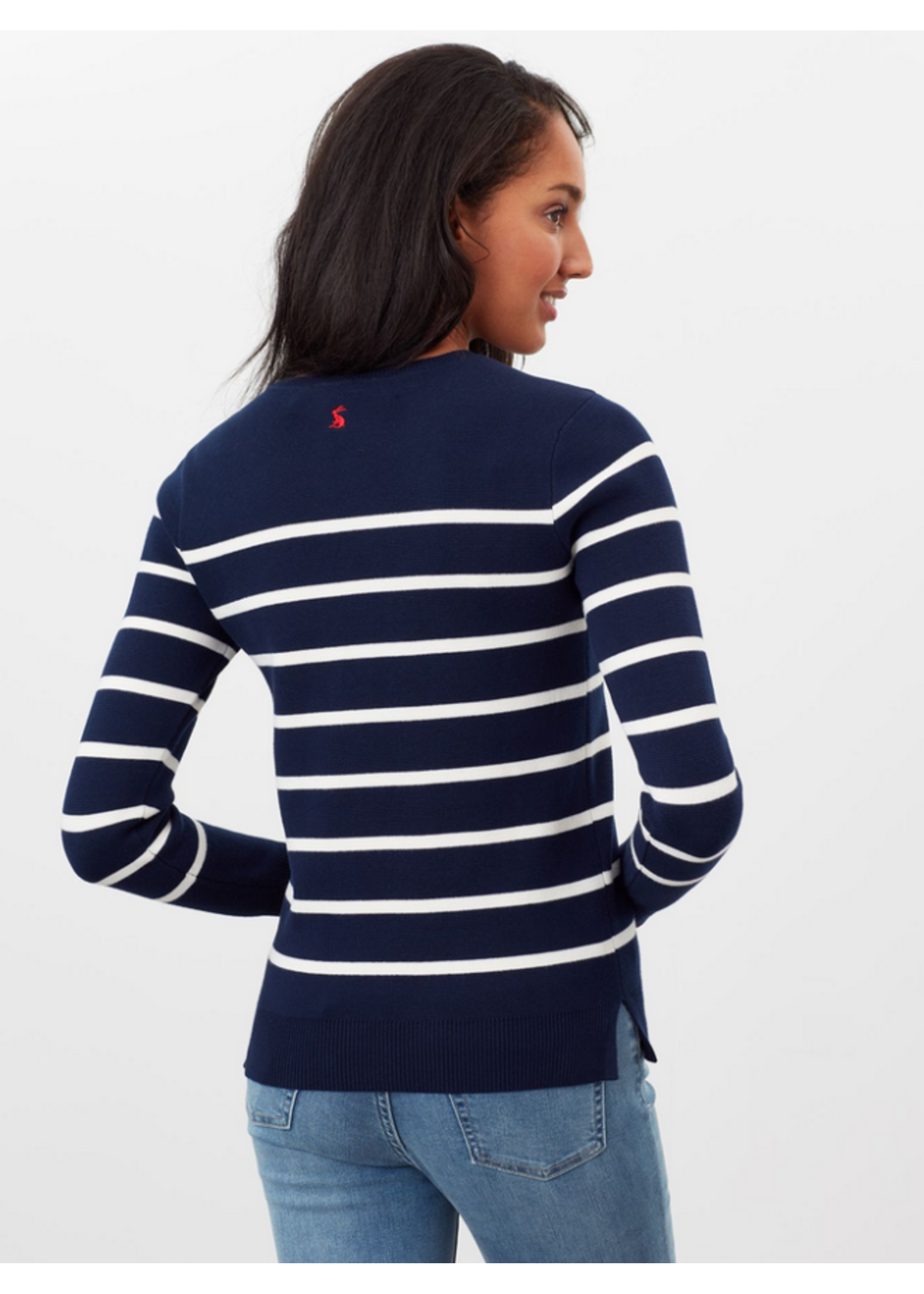 Joules Portlow Jumper with Button Shoulder