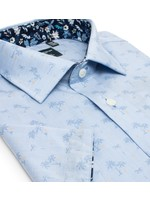 Leo Chevalier Palm Tree Short Sleeve Shirt