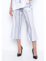 Picadilly Wide Leg Pants With Pockets