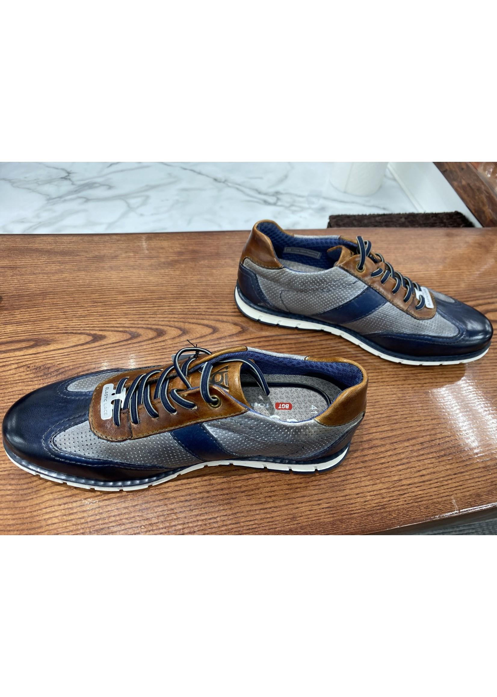 Bugatti Silvan Elastic Lace Shoe
