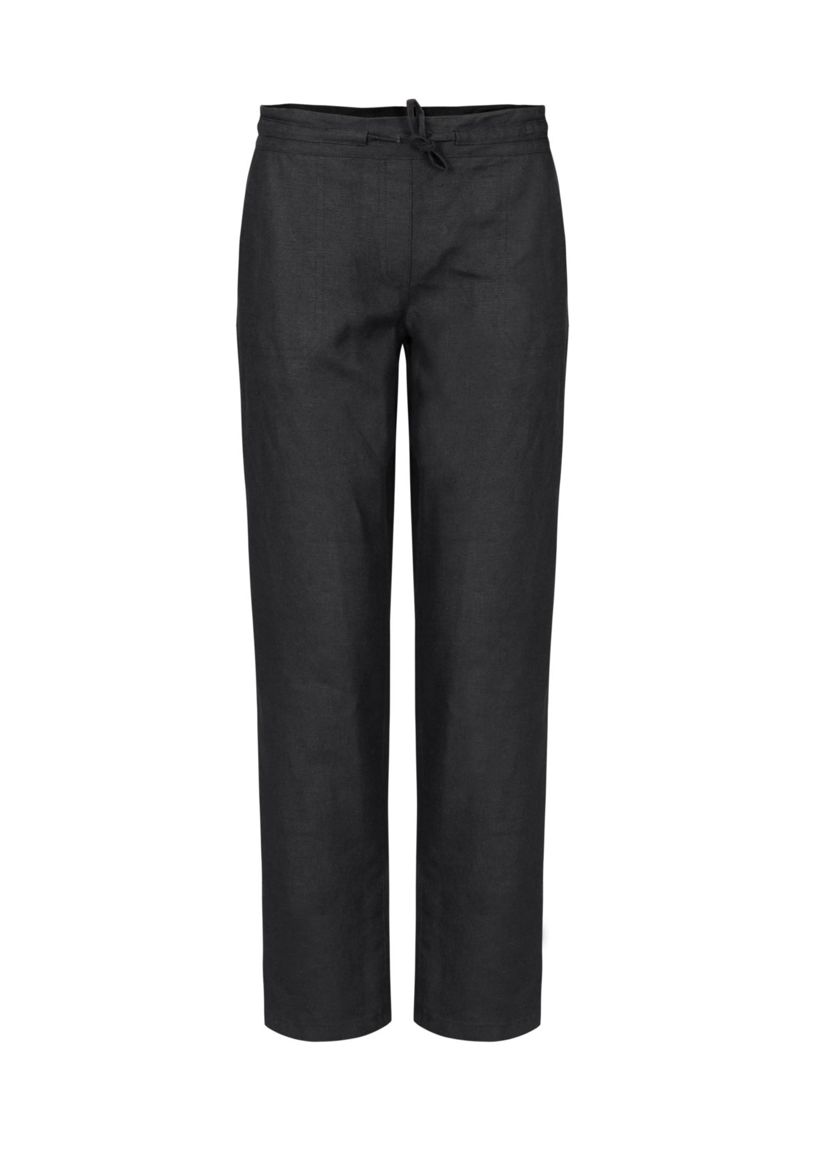 Dolcezza Black Woven Pants