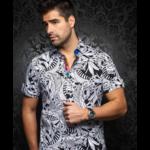 Au Noir Selvas Short Sleeve Shirt