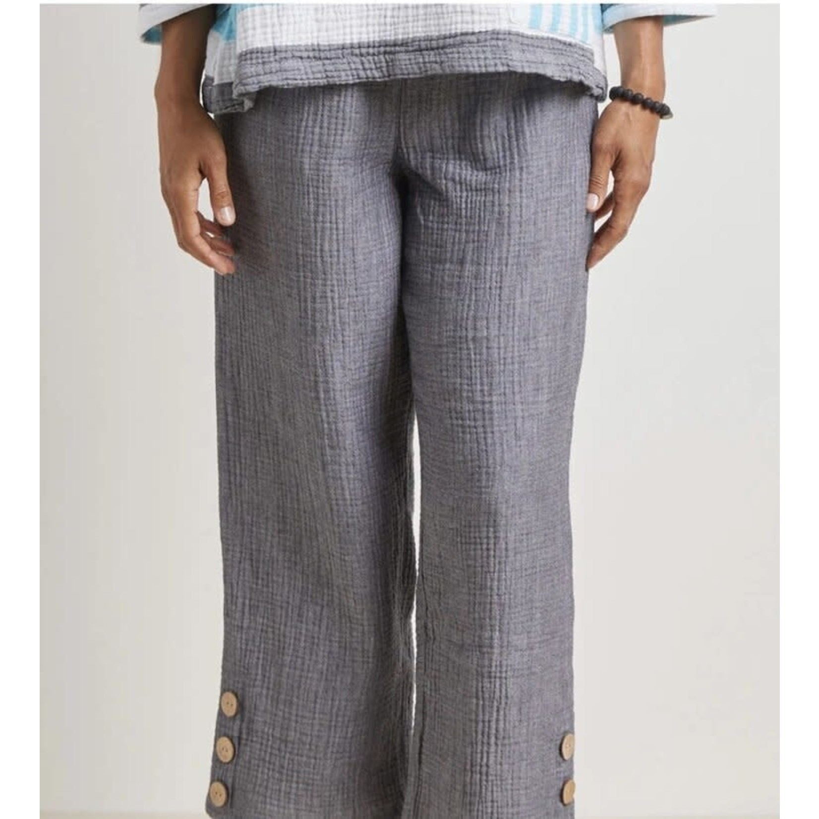 Habitat Easy Pant With Button