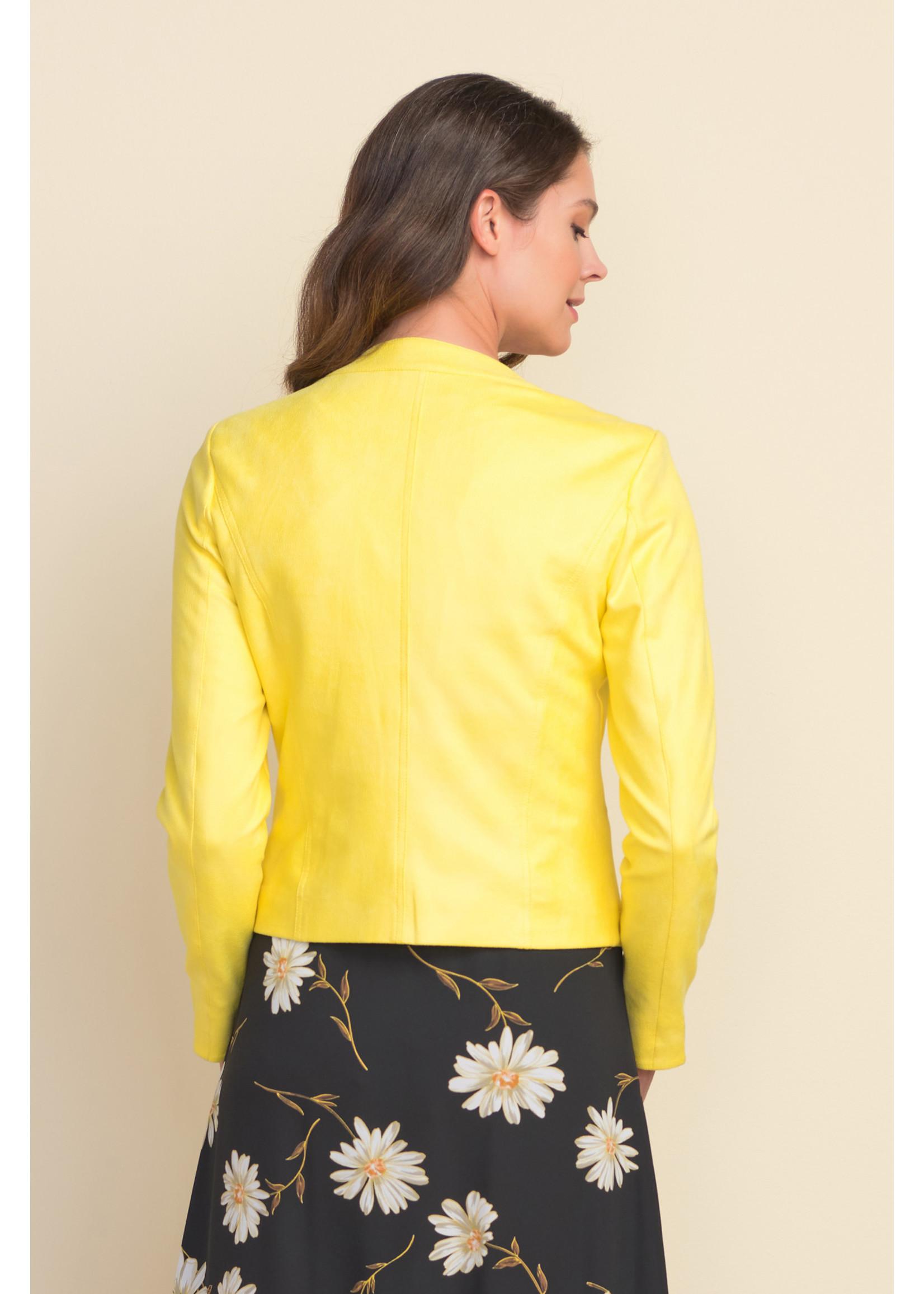 Joseph Ribkoff Lemon Zest Jacket