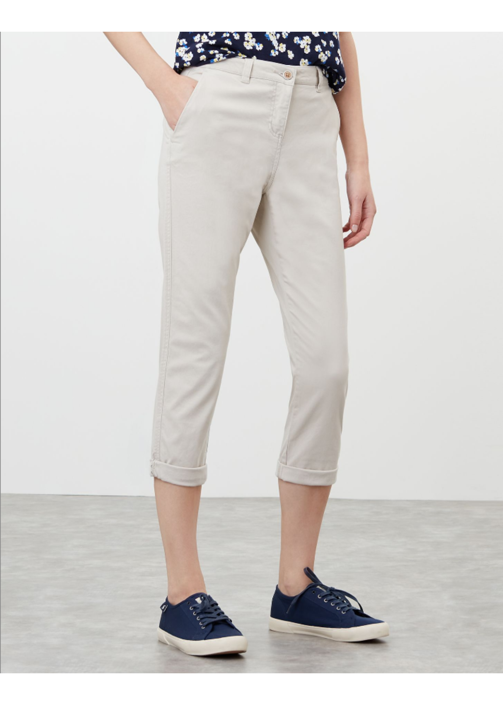 Joules Hesford Crop Chino *2 Colors*