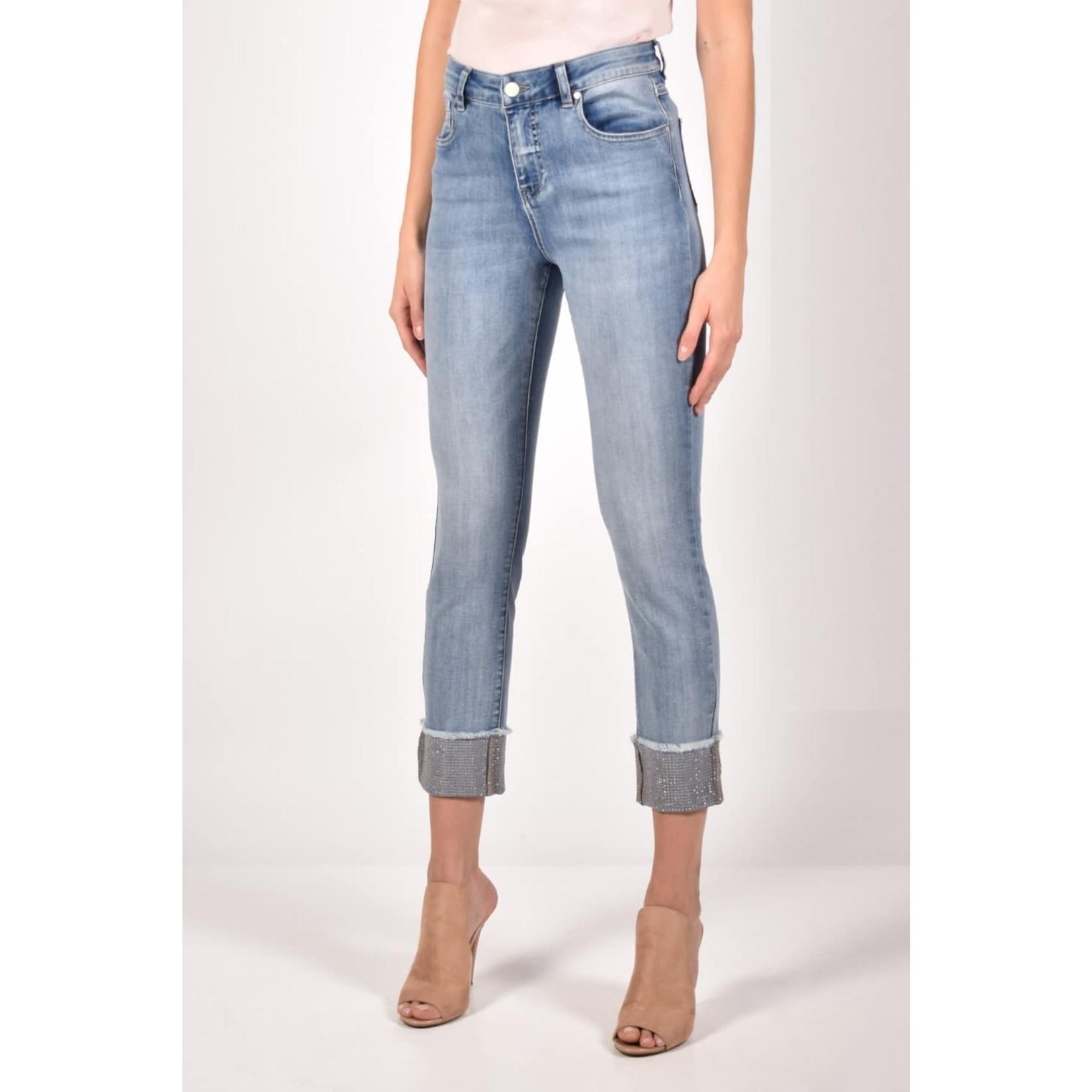 Frank Lyman Cropped Jean