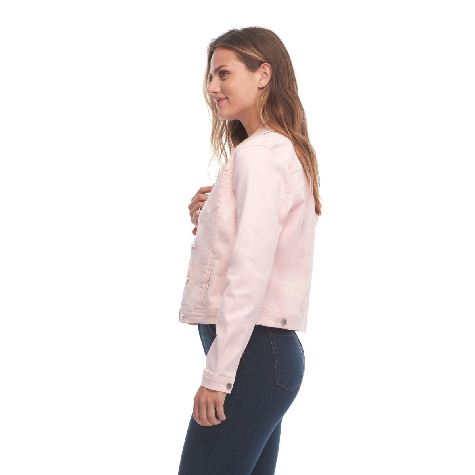 FDJ Blush Jean Jacket