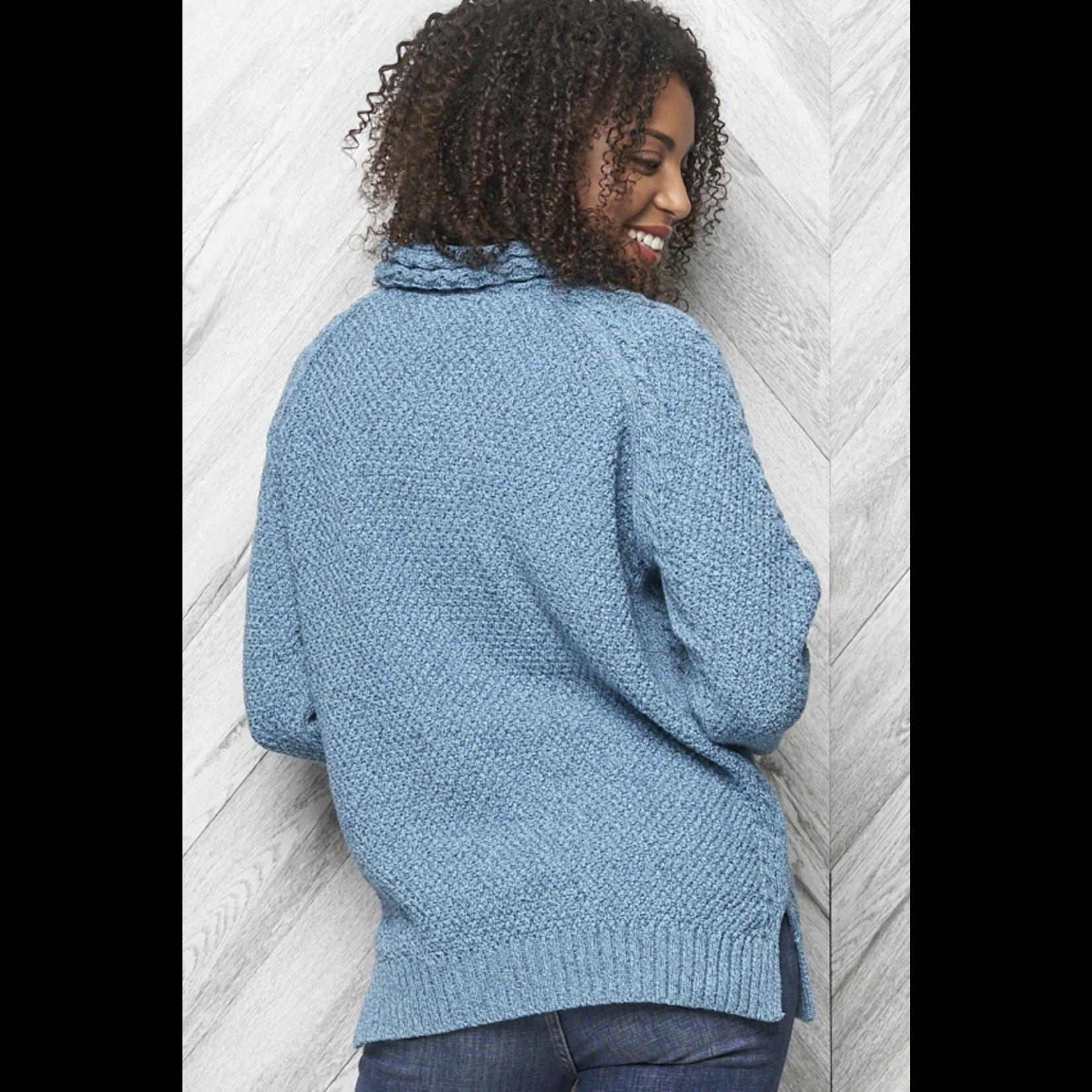 Parkhurst Miller Slouchy Pullover