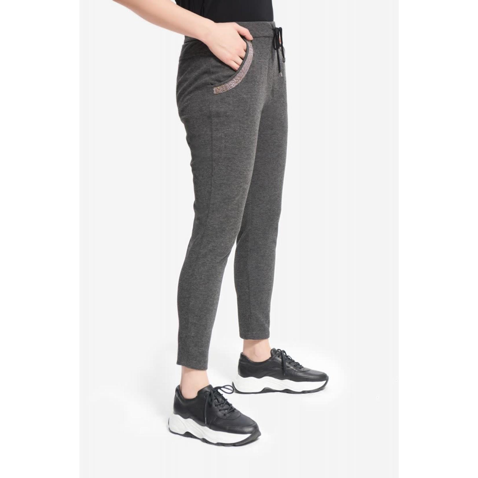 Joseph Ribkoff Rhinestone Joggers Style 214144