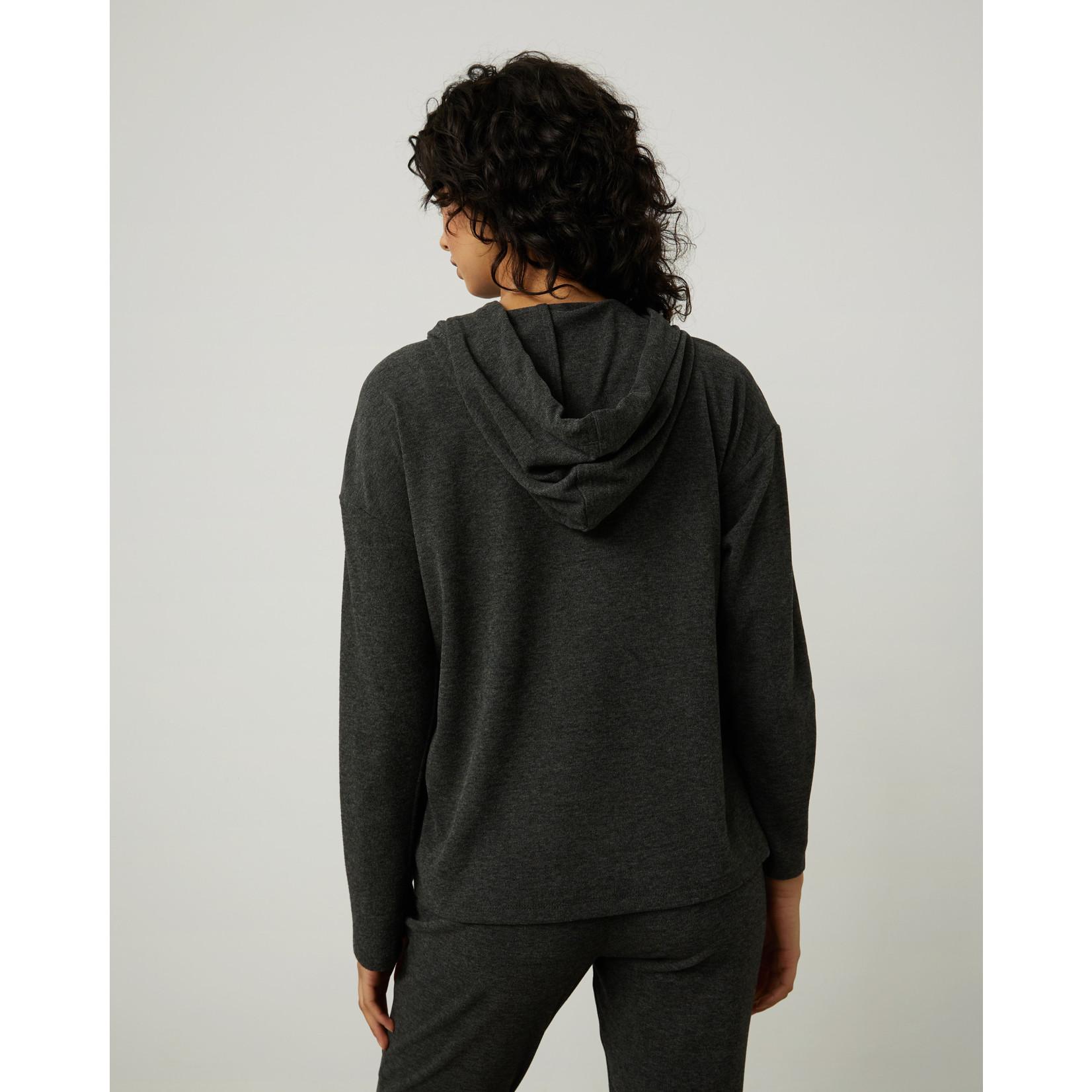 Joseph Ribkoff Dolman Sleeve Hoodie Style 214100