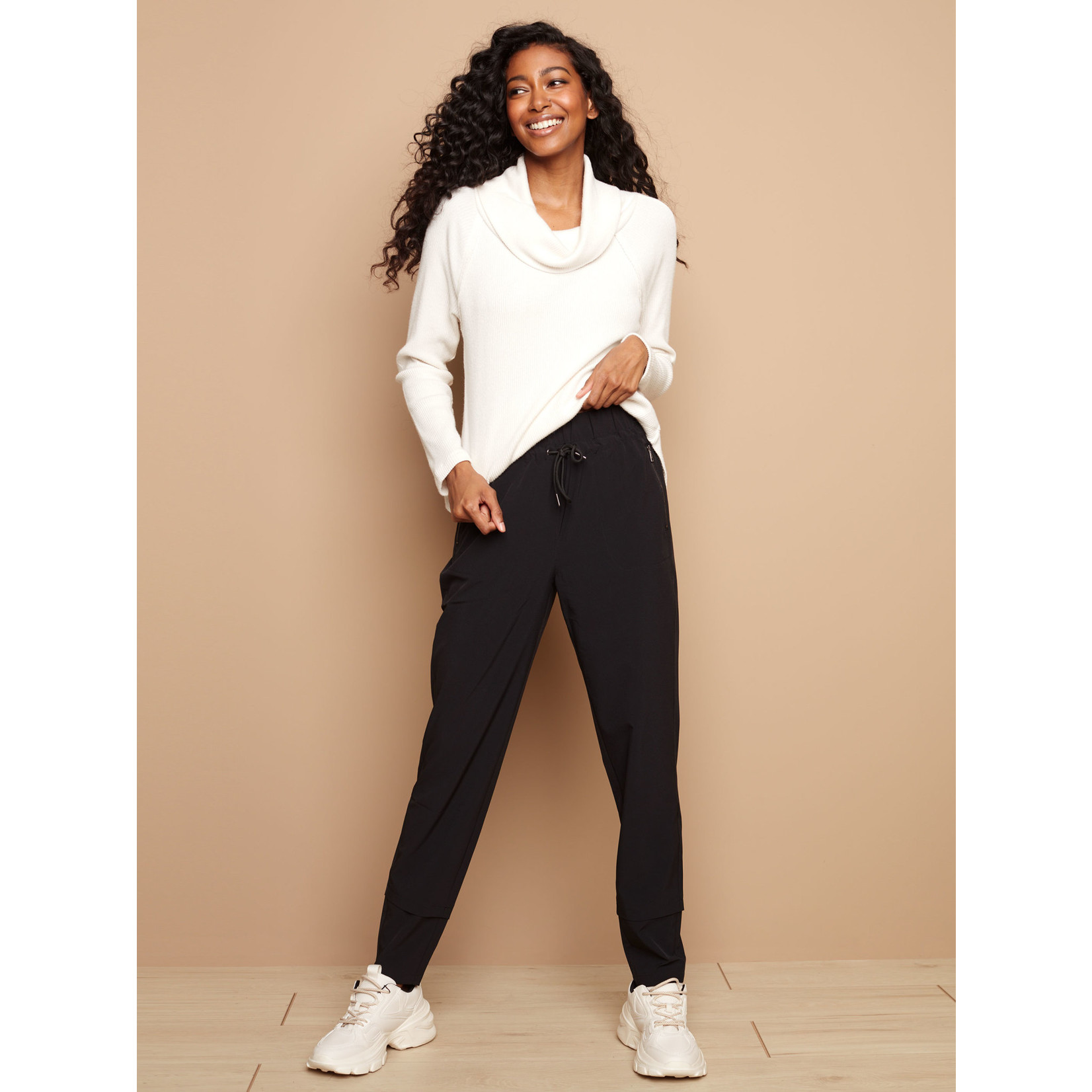 Pull On Pant With Cuff