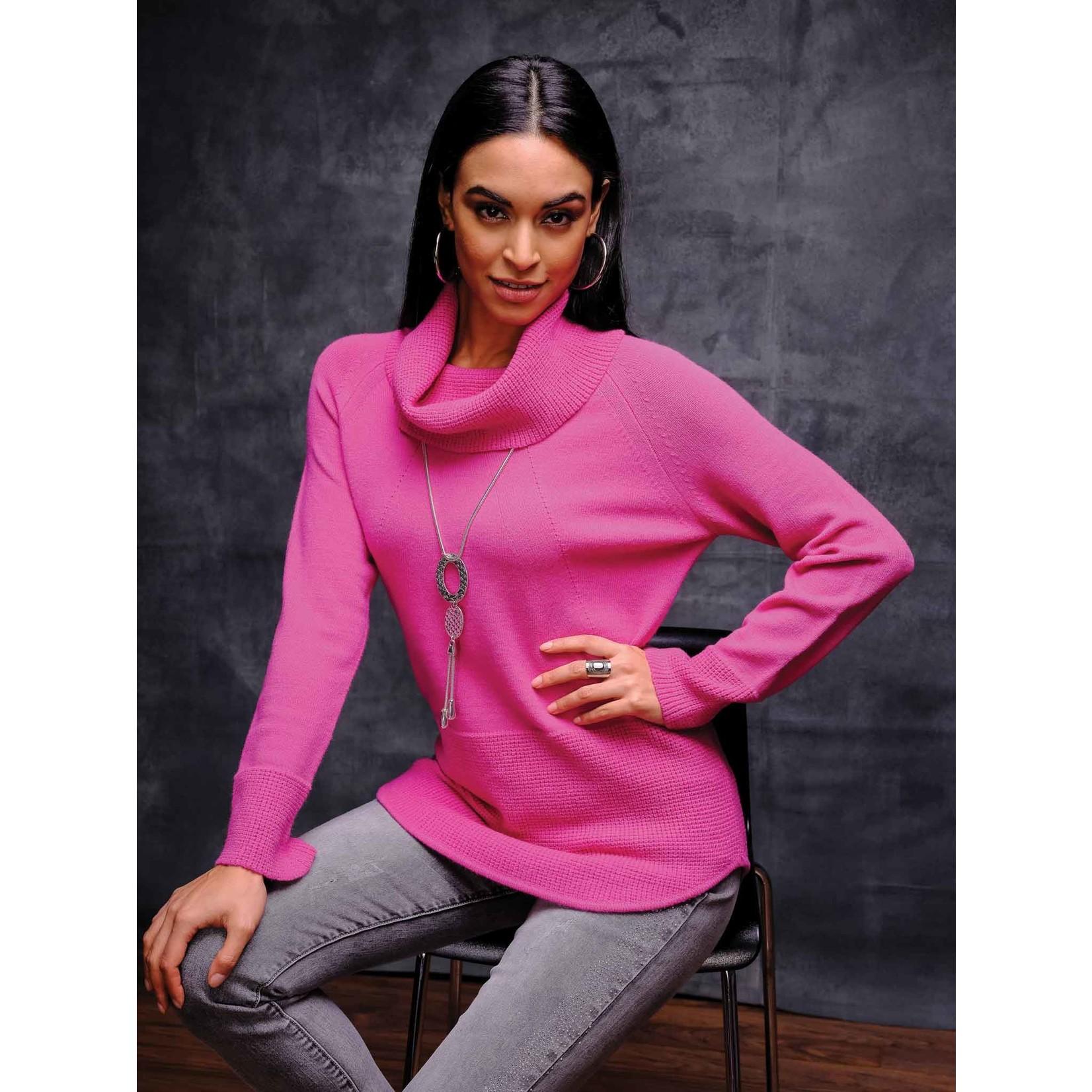 Elena Wang Turtleneck Sweater *2 Colors*