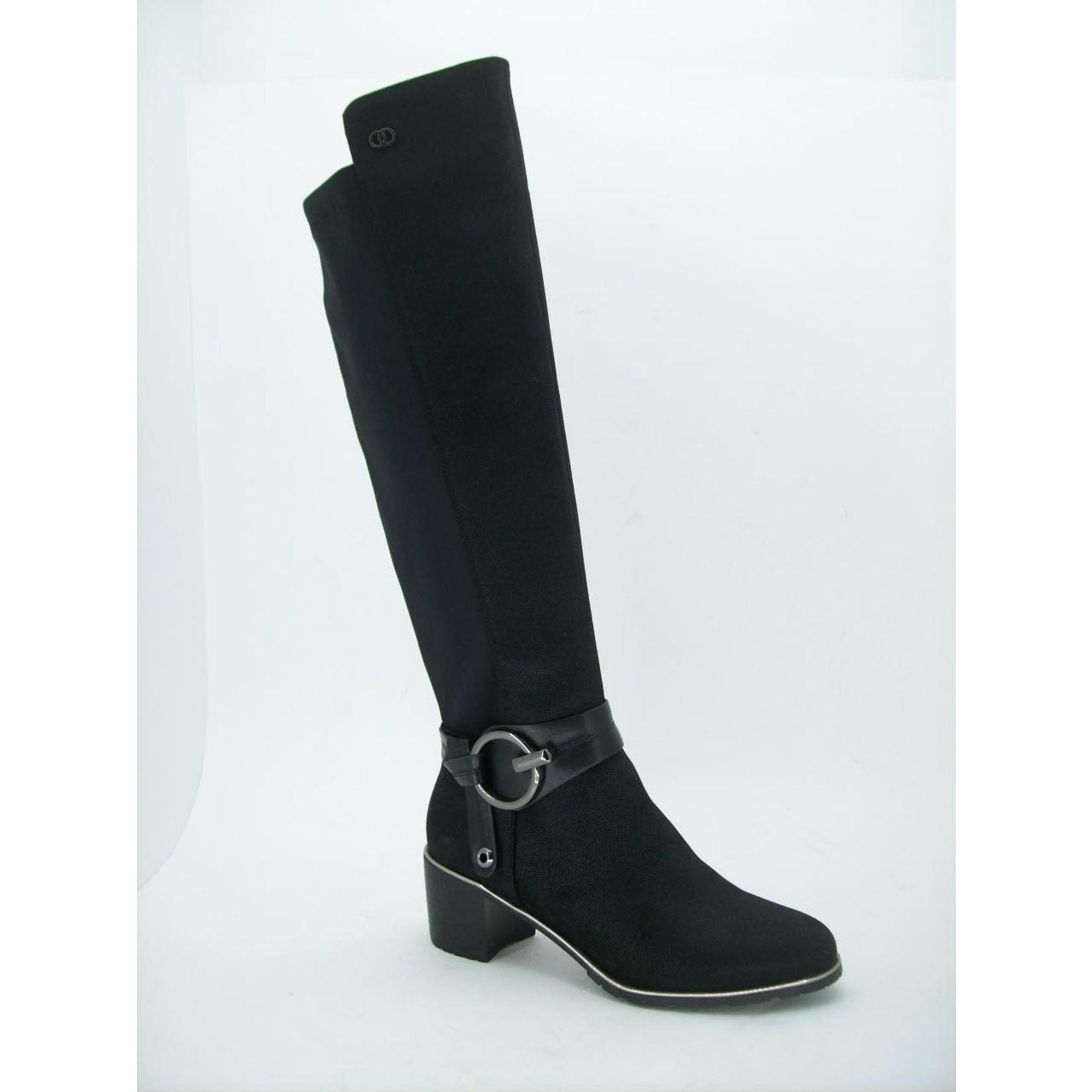 Aquaflex Marigold Boot Black